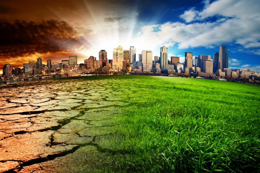 Climate Changes and Environment