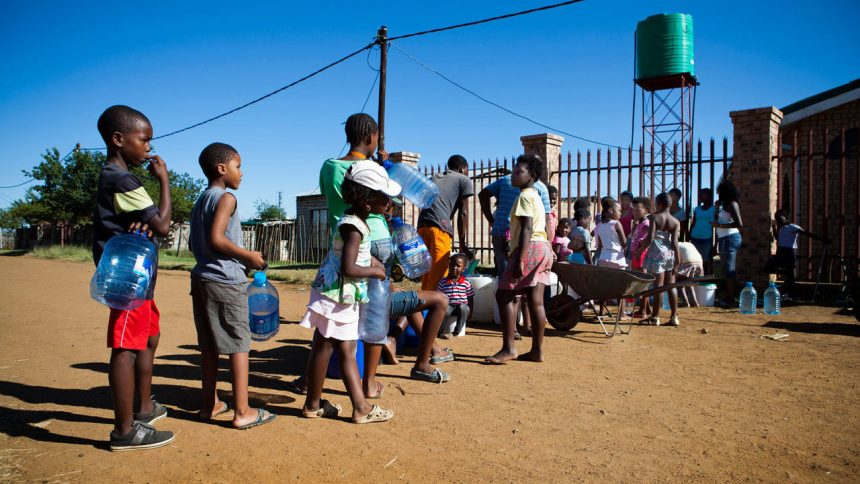 Water scarcity, Health, Sanitation Challenges and Opportunities