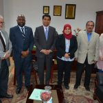 DELEGATES OF THE ORGANIZATION OF ISLAMIC COUNTRIES (OIC) CONDUCTED A FRUITFUL VISIT TO MWRI