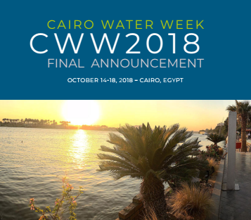 1st Cairo Water Week – Final Announcement