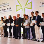 Honoring the students of the water project of the STEM schools