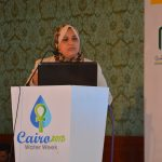 Cairo water week recommendations