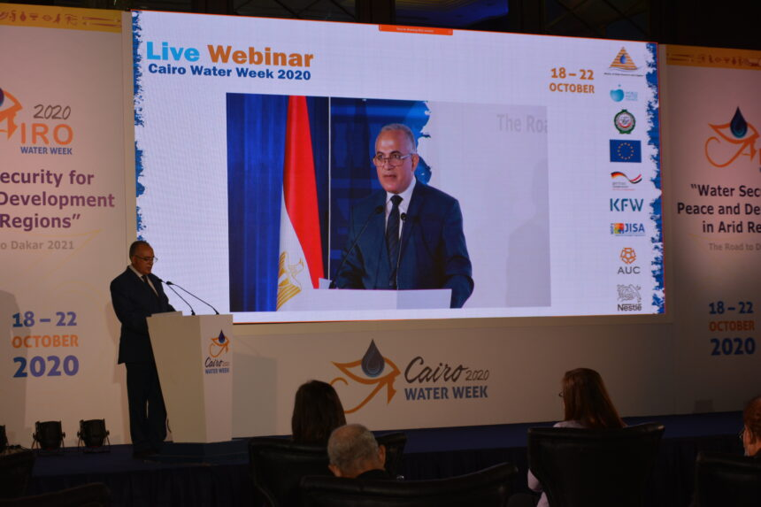CWW2020 OPENING SPEECH – Speech of Dr. Mohamed Abdel-Aty Minister of Water Resources and Irrigation