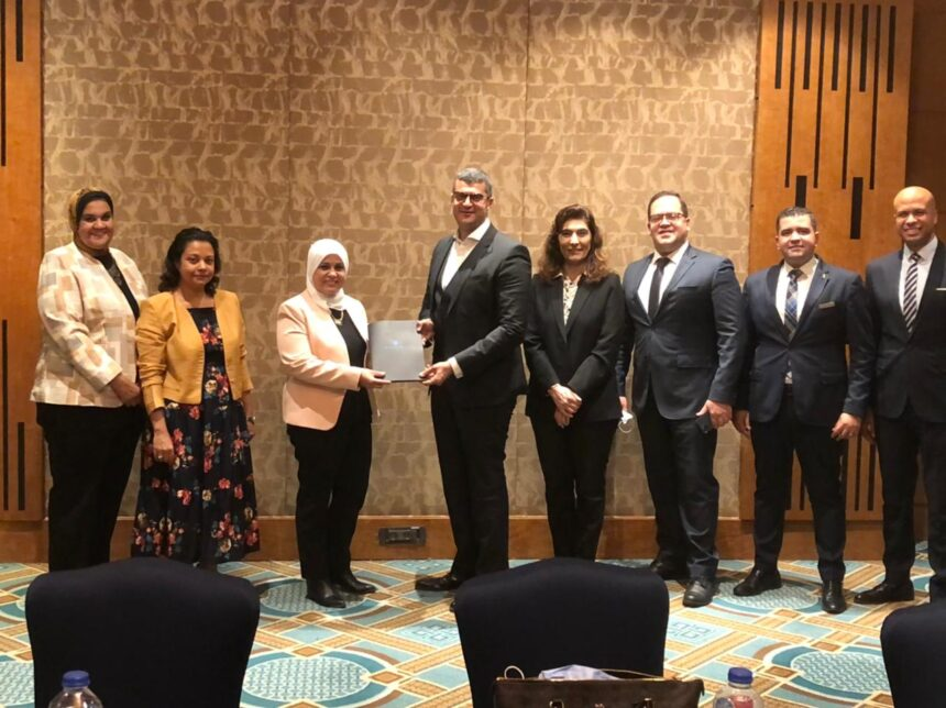 CWW Permanent Secretariat has signed the contract with the Ritz-Carlton Cairo Hotel